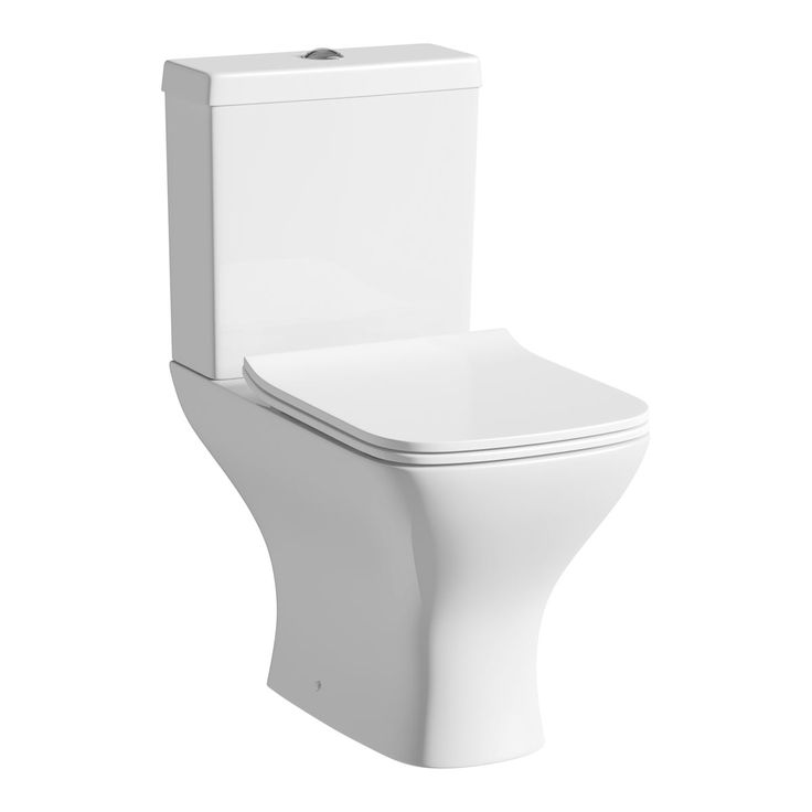 Orchard Derwent square compact close coupled toilet with slimline soft  seat Best 25 Soft seats ideas on Pinterest Wooden