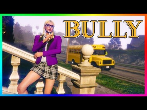 cool GTA ONLINE 'BULLY' SPECIAL - GOING BACK TO SCHOOL, GIRLFRIENDS, EASTER EGGS, BULLY 2 HYPE & MORE!
