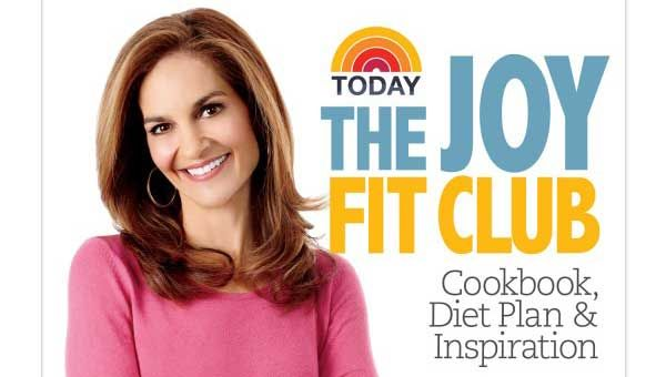 We review the new book by Joy Bauer, The Joy Fit Club and share her top 10 weight-loss rules