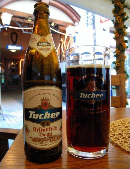 Tucher Dunkel, German Beer, Bier, Lager