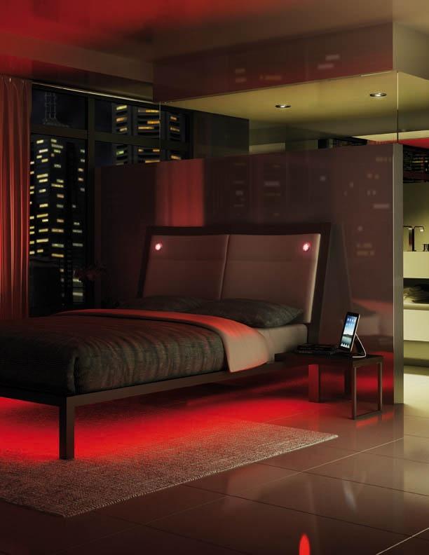 Recessed Lights In Bedroom Glamorous Design Inspiration