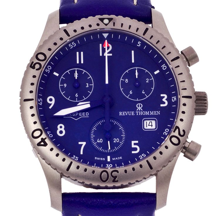 #RevueThommenWatches Available at www.chronowatchcompany.com