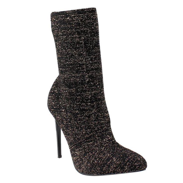 Here's what's new Stretch Knit High...  Find it here http://savagegarb.com/products/stretch-knit-high-heel-boots-3-colors?utm_campaign=social_autopilot&utm_source=pin&utm_medium=pin