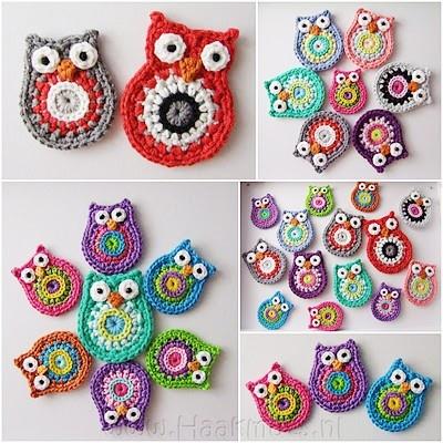 more owls . . .