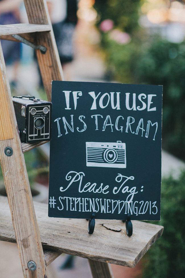 Get your #wedding trending on Instagram