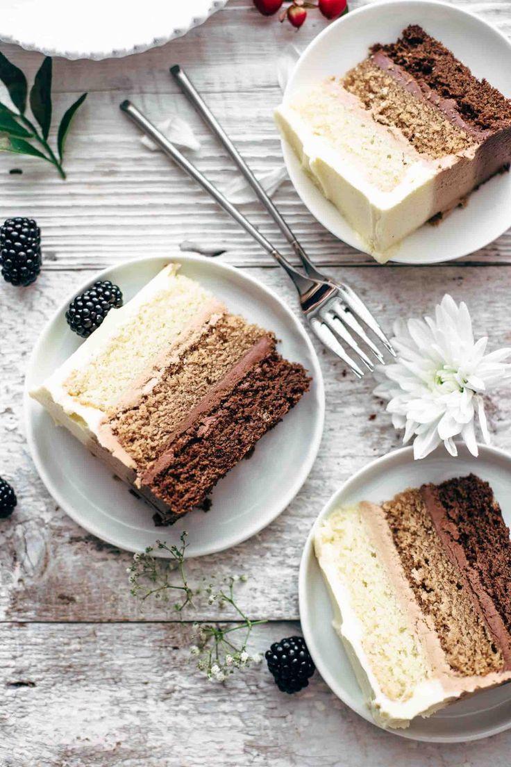 Lemon Ricotta Cake With Toasted Pistachio Frosting Recipe