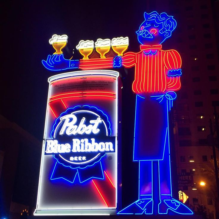 1147 best vintage signs images on pinterest vintage neon signs pbr opening las vegas outdoor signsbright lightsneon mozeypictures Gallery