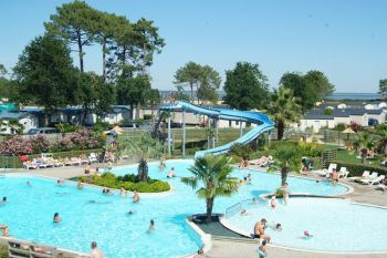 Camping Gironde - Camping Les Viviers 4 * - Camping de France haut de gamme du Club Airotel. #airotel #camping #vacances