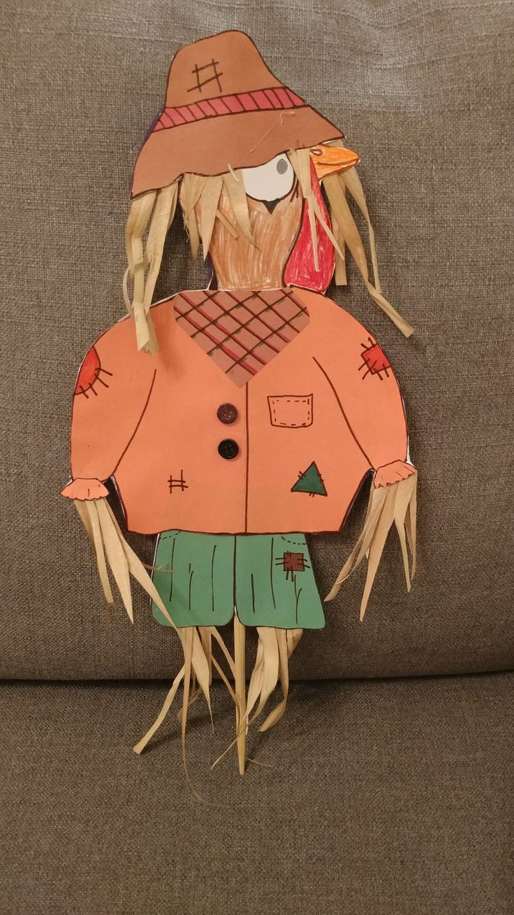 How to decorate and hide the turkey - Disguise A Turkey Project