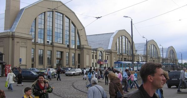 Central Market - This is it the center of trade within Riga for the average person. You will mostly see people visiting to do their weekly shopping as well as those in search of local delicacies.