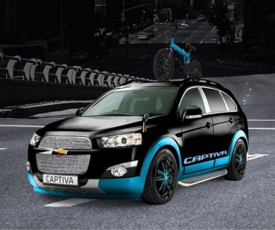 2014 Chevrolet Captiva Concept and Price:
