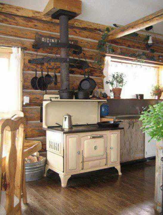 Wood cooking stove - 112 Best My Love For Cook Stoves... Images On Pinterest