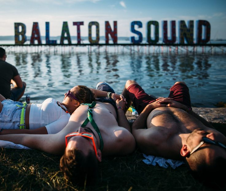 5 reasons to stay at Lake Balaton - during Balaton Sound, Sziget or B my Lake Festival.
