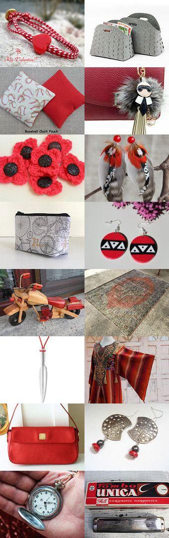 Thursday gifts!!! by Sissy Atsidakou on Etsy--Pinned+with+TreasuryPin.com