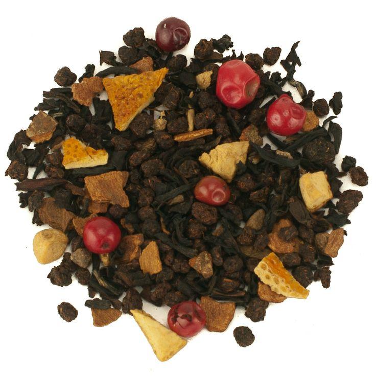 black tea - spice girl chai www.teastreet.nl