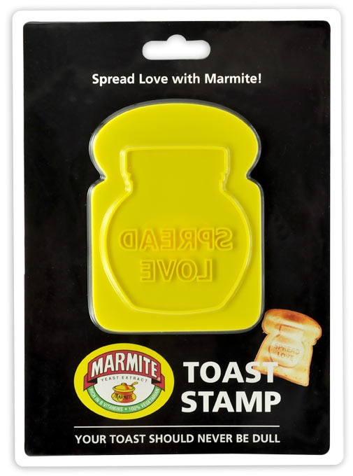Marmite Toast stamps for those Marmite sandwiches