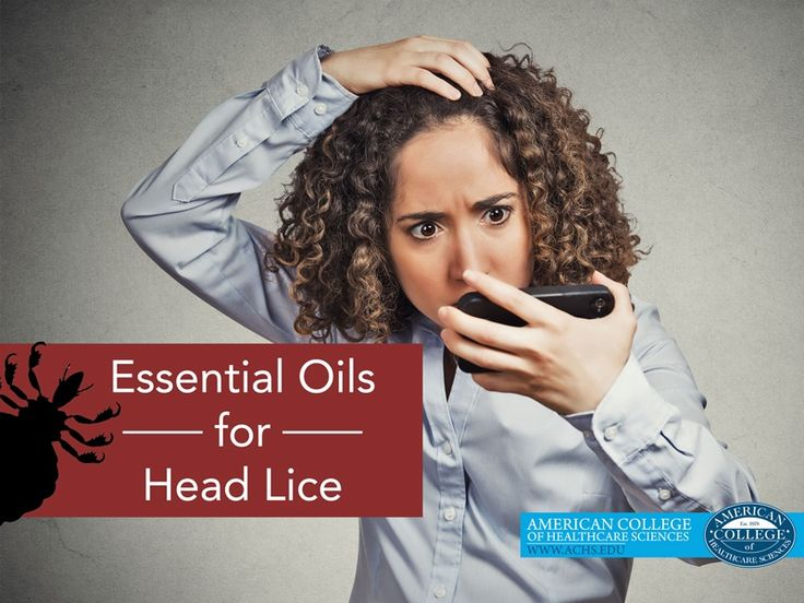 Scientists tested a number of essential oils against head lice (one study included 54 ESSENTIAL OILS AND HEAD LICE- different essential oils) and found many of them effective.