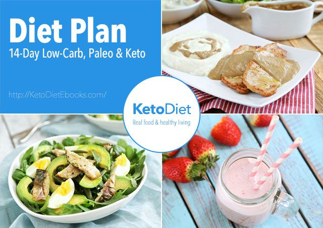 2 Week Grab & Go Keto / Paleo Diet Plan