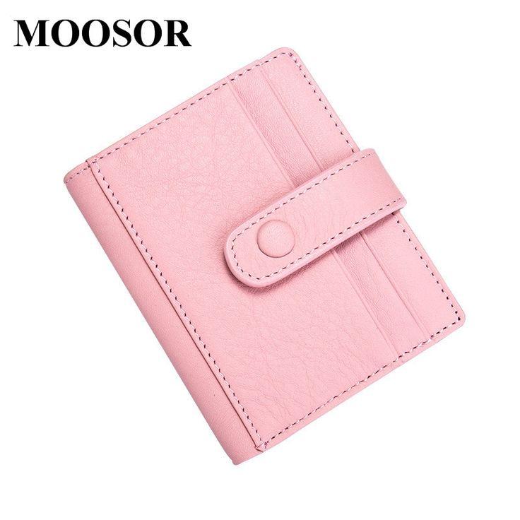 11.19$  Watch here - New Fashion Short Wallet Women Lady Wallets Women Purse Female 4 Color Women Wallet Genuine Leather Card Holder Day Clutch DC320  #buyonline