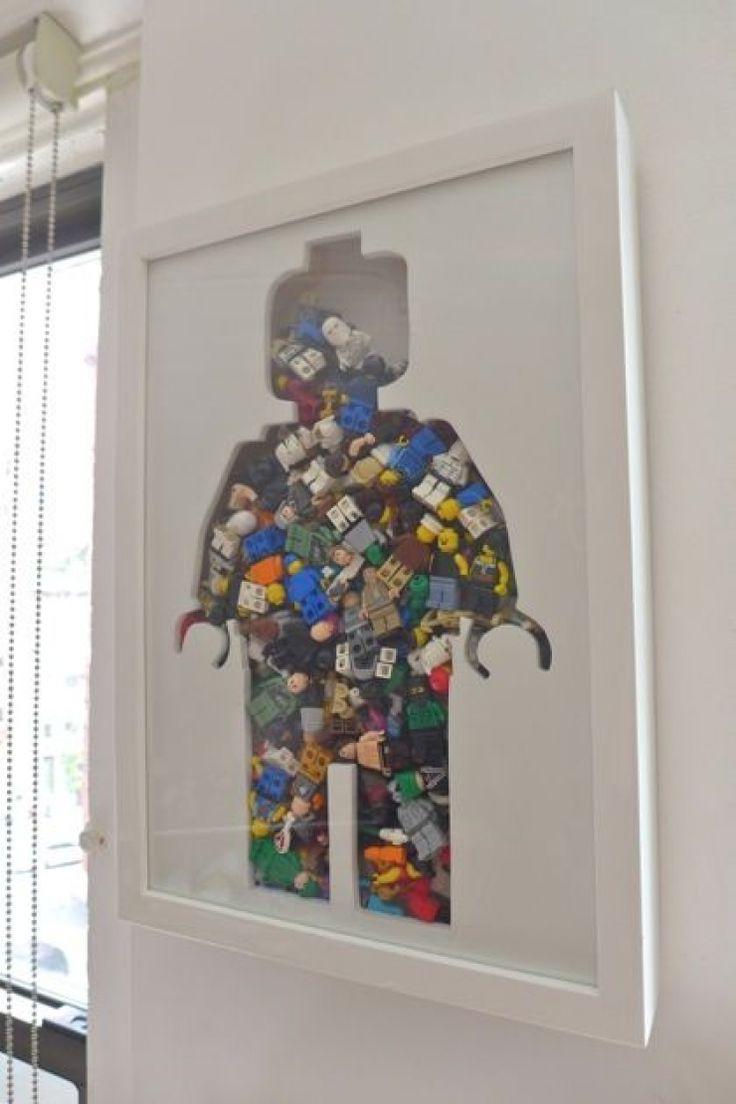 1000 id es propos de meubles de lego sur pinterest lego maison lego et cr ations en lego - Deco originele wc ...
