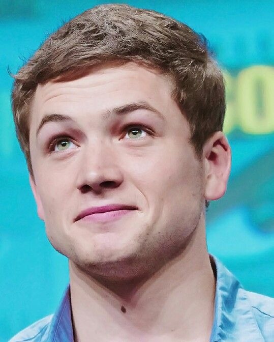 Squishy Muffinz Face : 1000+ images about Taron Egerton on Pinterest Kingsman, Taron egerton kingsman and Colin firth
