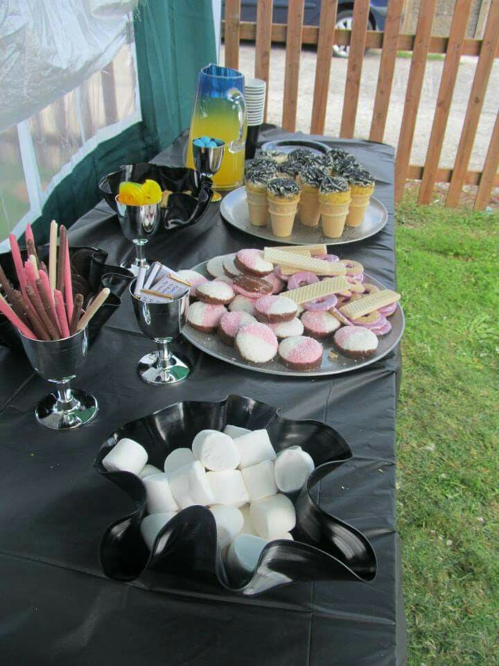 music themed party,  The Big Fat Events Company