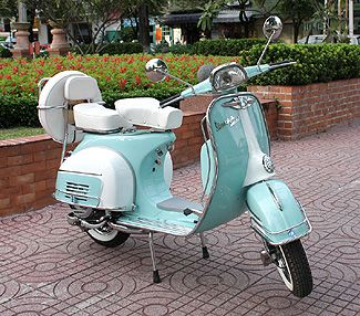 Planet Vespa- Classic Vintage Vespa scooters : Inventory