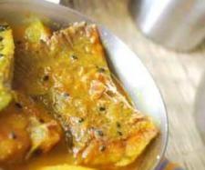 Maccher Jhol (Curry de poisson) {Recette indienne}