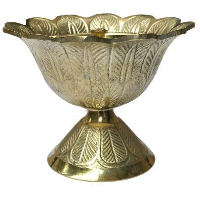 """Buy DakshCraft Brass Devdas Deepak for Puja Home D cor Gift(Dia -4.35"""") by undefined, on Paytm, Price: Rs.499?utm_medium=pintrest"""
