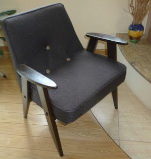 renowacja fotelu 366 krok po kroku