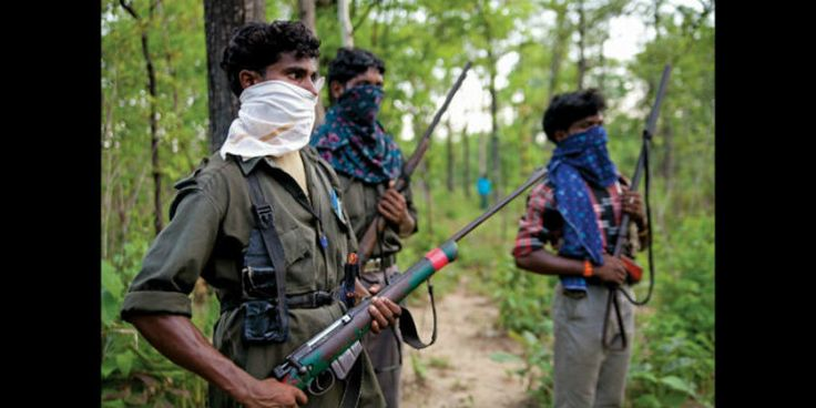 Naxals: New Anti-Maoist strategy delivers results Red Corridor shrinks to 58 districts | India News - Feedlinks.net