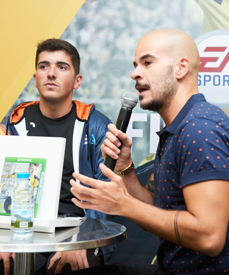 Lançamento oficial do jogo FIFA17!