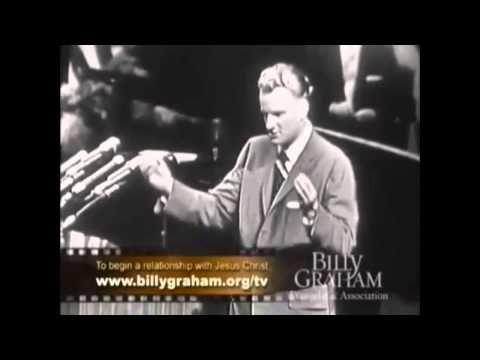Евангелизация на Мэдисон Сквер Гарден в 1957 году. Билли Грэм - Как Жить Христианской жизнью - Открытая Книга