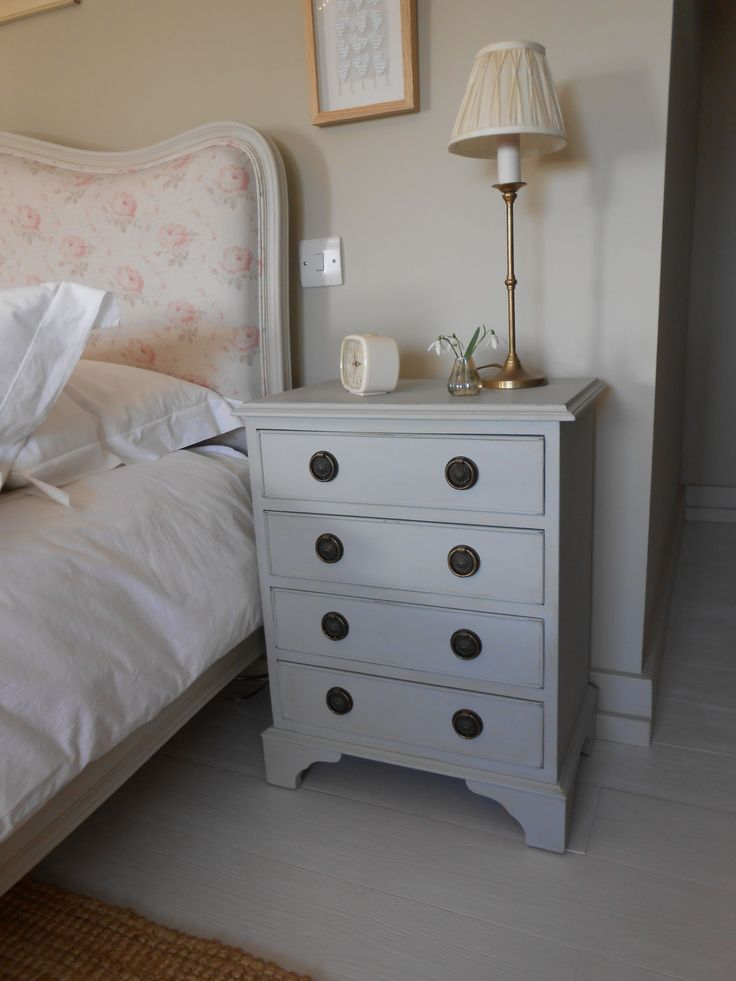 Stunning bedside chest of drawers