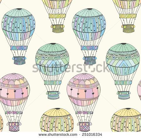 Vintage Hot Air Balloon Stock Photos, Images, & Pictures | Shutterstock