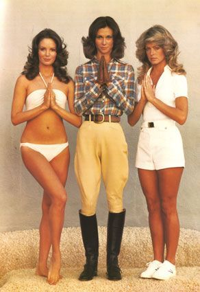 Charlie's Angels...