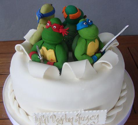 Çocuk Doğum Günü Pastaları - Ecenin Dünyası