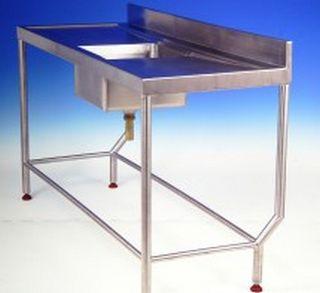 Tarjas de acero inoxidable, más modelos aquí: http://arecov-inessys.com/cat-productos/tarjas-de-acero-inoxidable/