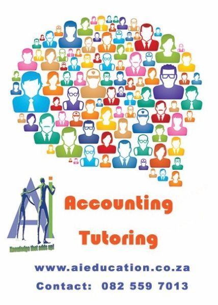 Grade 8 to 12.Individual or group tuition.Assistance with concepts not grasped in class.Preparation for tests and exams.Monitoring of progress.Interactive Study Aids is available for juniors. Running on Windows, Android and iPadPhone or whatsapp now to book your place 082 559 7013.www.aieducation.co.za