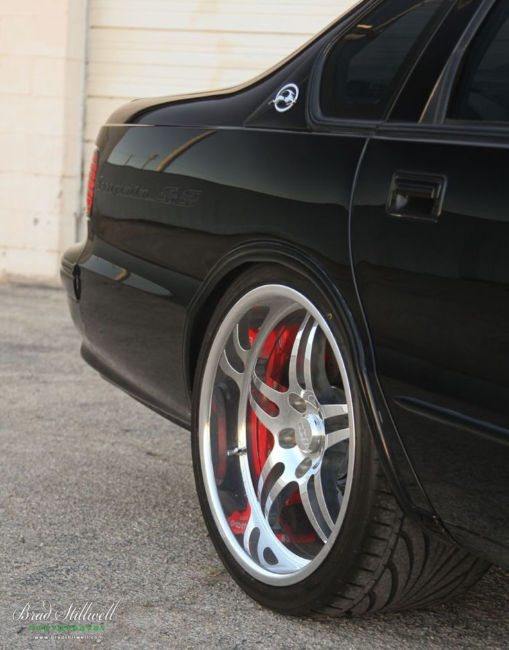 94 SS, CCW, Wilwoods - Chevy Impala SS Forum 96 split 5 star wheels billet