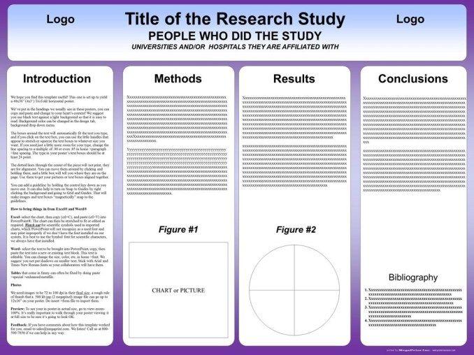 Powerpoint Flyer Templates Free Free Powerpoint Scientific