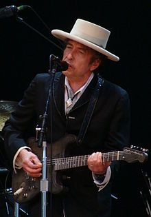 Bob Dylan - Azkena Rock Festival 2010. (Follow this link for a follow-up interview to his Musicares speech. Very interesting. rw) http://www.bobdylan.com/us/news/post-musicares-conversation-bill-flanagan