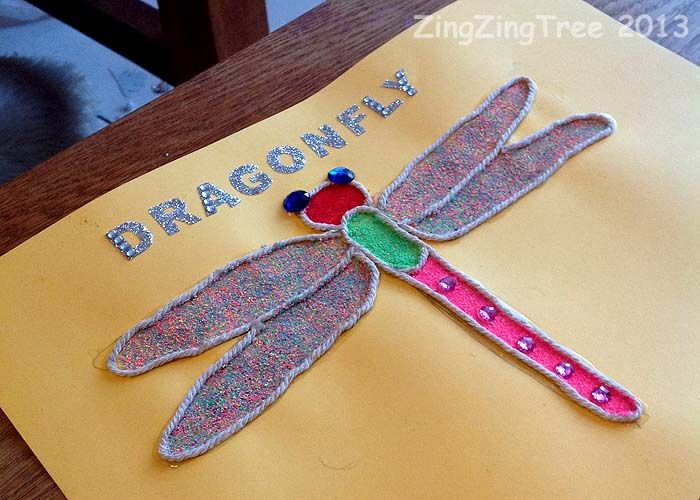 dragonfly craft ideas 17 best ideas about dragonfly crafts on card 1898