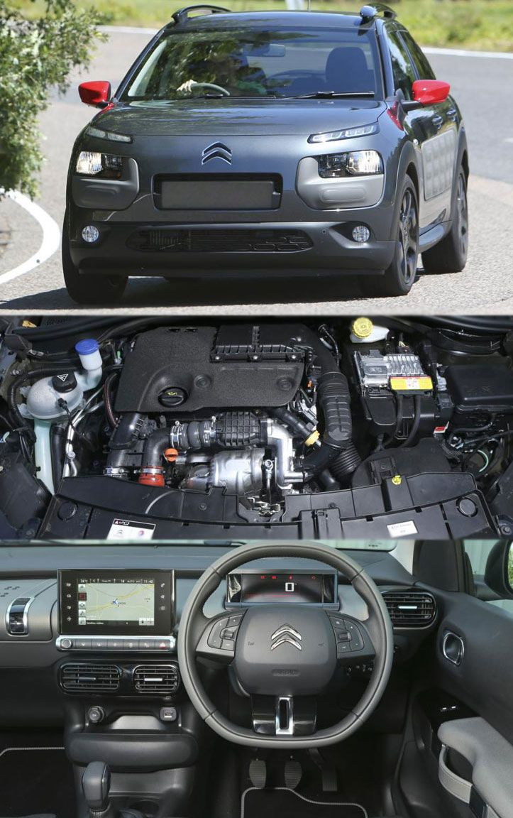 C4 cactus is one of the best suv made by citroen more info at https