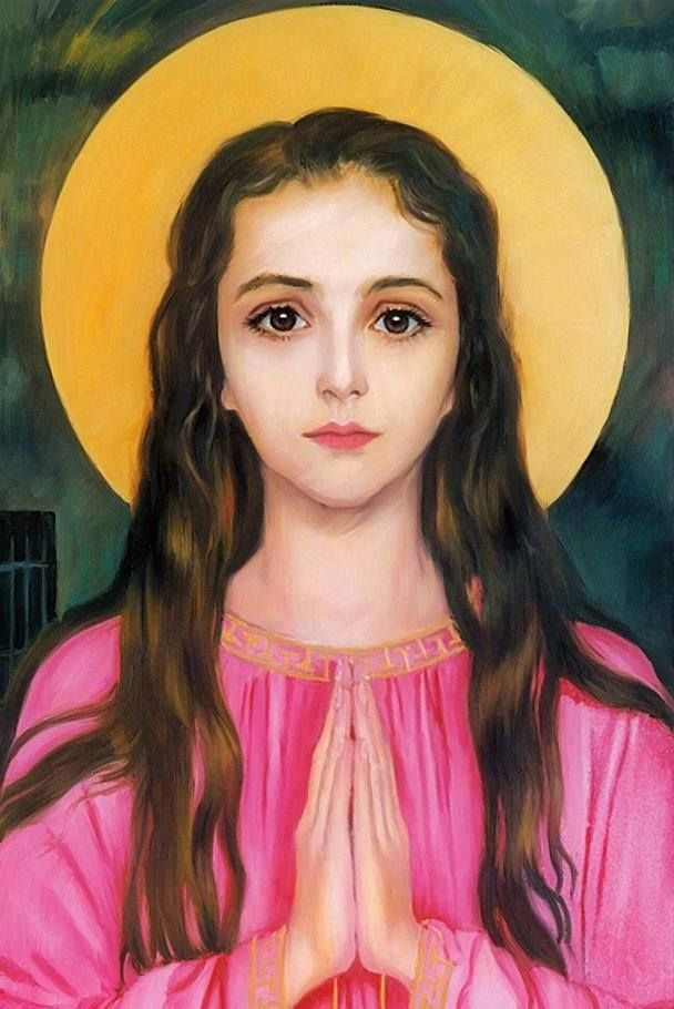 St Philomena, pray for us! Patron Saint of Children; youth; babies; infants; priests; lost causes; sterility, and virgins Feast day August 11