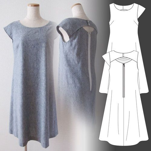 Free patterns from Japanese / Simple patterns / SECOND STREET