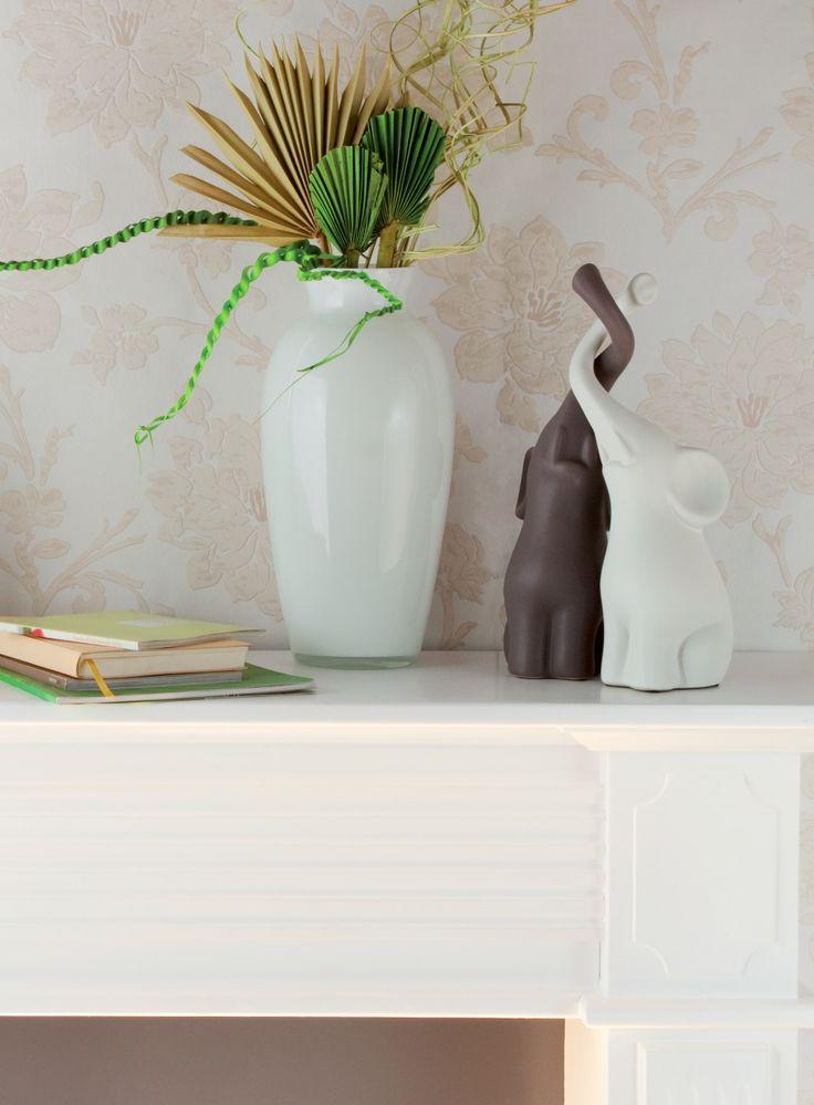 Interior Andrea Fontebasso: Hathi coppia elefantini