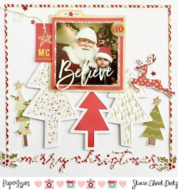 Paper Issues: Product Spotlight: Fancy Pants Merry & Bright