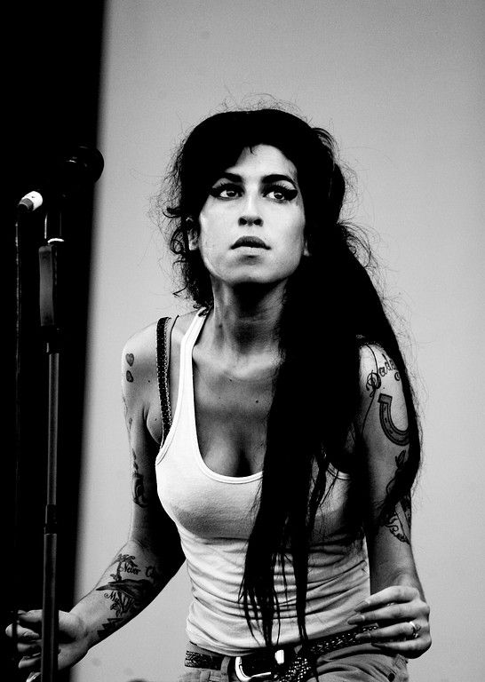 Amy Whinehouse - © Andy Willsher
