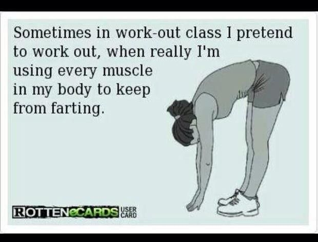 I couldn't help it...don't tell my husband - it annoys me how he thinks all thinks involving farting are funny...